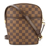 Louis Vuitton Damier Ebene Canvas Ipanema PM Bag (Pre Owned)