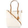 Michael Kors Vanilla Signature Canvas Hayley Large North-South Tote (New with Tags)