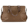 Louis Vuitton Damier Ebene Canvas Chelsea Bag (Pre Owned)