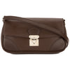 Louis Vuitton Mocha Epi Leather Pochette Segur Bag (Pre Owned)