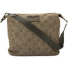Louis Vuitton Khaki Monogram Impression Canvas Besace Bag (Pre Owned)