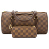 Louis Vuitton Damier Ebene Canvas Papillon 30 Bag (Pre Owned)