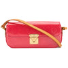 Louis Vuitton Raspberry Monogram Vernis Leather Malibu Street Bag (Pre Owned)