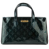 Louis Vuitton Blue Nuit Monogram Vernis Leather Wilshire PM Bag (Pre Owned)