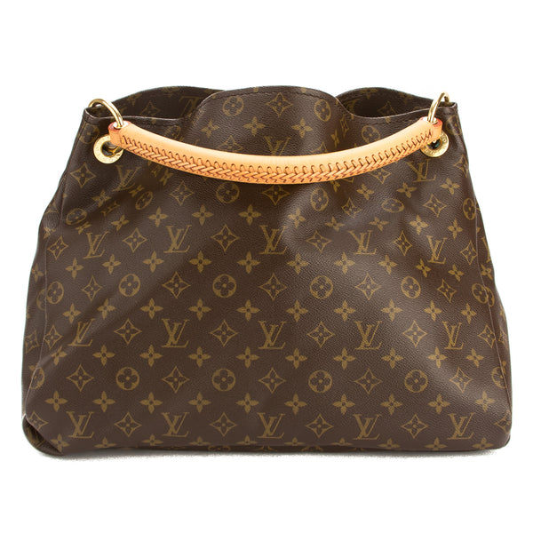 Louis Vuitton Monogram Canvas Artsy MM Bag (Pre Owned)