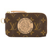 Louis Vuitton Monogram Canvas Pochette Cles Complice TB Coin Purse (Pre Owned)