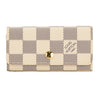 Louis Vuitton Damier Azur Canvas Multicles 4-Key Case (Pre Owned)