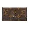 Louis Vuitton Monogram Macassar Canvas 6 Key Case (Pre Owned)