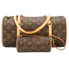 Louis Vuitton Monogram Canvas Papillon Bag (Pre Owned)