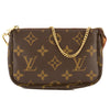 Louis Vuitton Monogram Canvas Mini Pochette Accessoires Bag (Pre Owned)