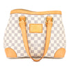 Louis Vuitton Damier Azur Canvas Hampstead PM Bag (Pre Owned)