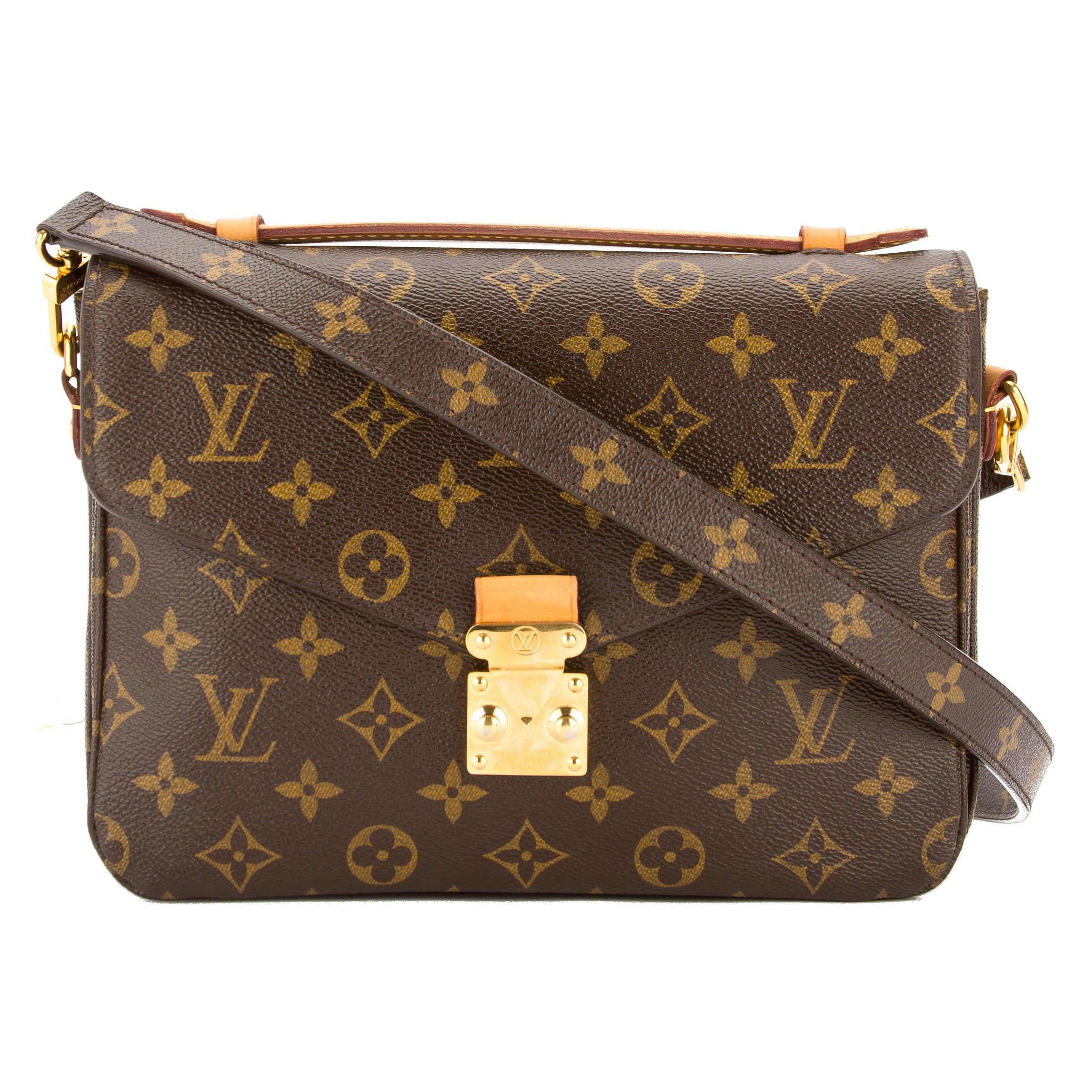 e7299f5e0f45 Louis Vuitton Monogram Canvas Pochette Metis Bag (Pre Owned ...