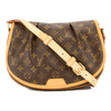 Louis Vuitton Monogram Canvas Menilmontant PM Bag (Pre Owned)