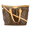 Louis Vuitton Monogram Canvas Palermo PM Bag (Pre Owned)