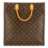 Louis Vuitton Monogram Canvas Sac Plat Bag (Pre Owned)