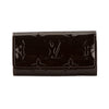 Louis Vuitton Amarante Monogram Vernis Leather Multicles 4-Key Case (Pre Owned)
