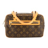 Louis Vuitton Monogram Canvas Cite MM Bag (Pre Owned)