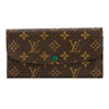 Louis Vuitton Monogram Canvas Emilie Wallet (Pre Owned)