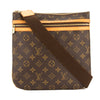 Louis Vuitton Monogram Canvas Pochette Bosphore Shoulder Bag  (Pre Owned)