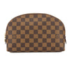 Louis Vuitton Damier Ebene Canvas Cosmetic GM Pouch (Pre Owned)