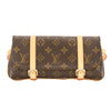 Louis Vuitton Monogram Canvas Pochette Marelle Waist Bag (Pre Owned)