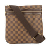 Louis Vuitton Damier Ebene Canvas Pochette Bosphore Shoulder Bag (Pre Owned)