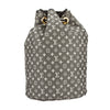 Louis Vuitton Black Monogram Mini Lin Canvas Betsy Bag (Pre Owned)