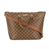 Louis Vuitton Damier Ebene Canvas Belmont Bag (Pre Owned)