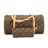 Louis Vuitton Monogram Canvas Papillon 30 Bag (Pre Owned)