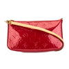 Louis Vuitton Pomme D'Amour Monogram Vernis Leather Pochette Accessoires Bag (Pre Owned)