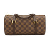 Louis Vuitton Damier Ebene Canvas Papillon 26 Bag (Pre Owned)