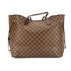 Louis Vuitton Damier Ebene Canvas Neverfull GM Bag (Pre Owned)