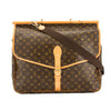 Louis Vuitton Monogram Canvas Sac Chasse Hunting Bag (Pre Owned)