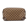 Louis Vuitton Damier Ebene Canvas Trousse Vaslav Wash Bag (Pre Owned)