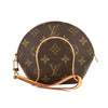 Louis Vuitton Monogram Canvas Mini Ellipse Clutch Bag (Authentic Pre Owned)
