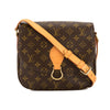 Louis Vuitton Monogram Canvas Saint Cloud GM Bag (Pre Owned)