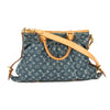 Louis Vuitton Blue Monogram Denim Neo Cabby GM Bag (Pre Owned)