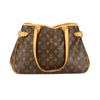 Louis Vuitton Monogram Canvas Batignolles Horizontal Bag (Pre Owned)