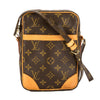 Louis Vuitton Monogram Canvas Danube Shoulder Bag (Pre Owned)