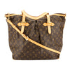 Louis Vuitton Monogram Canvas Palermo GM Bag (Pre Owned)