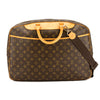 Louis Vuitton Monogram Canvas Alize 24 Heures Boston Bag (Pre Owned)