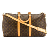 Louis Vuitton Monogram Canvas Keepall Bandouliere 50 Bag (Pre Owned)