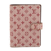 Louis Vuitton Sepia Monogram Idylle Canvas Agenda PM Cover (Pre Owned)