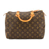 Louis Vuitton Monogram Canvas Speedy 30 Bag (Pre Owned)