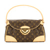 Louis Vuitton Monogram Canvas Beverly MM Bag (Pre Owned)