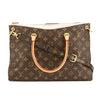 Louis Vuitton Rose Ballerine Monogram Canvas Pallas Bag (Pre Owned)