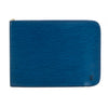 Louis Vuitton Toledo Blue Epi Leather Poche Documents Briefcase (Pre Owned)