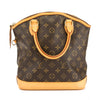 Louis Vuitton Monogram Canvas Lockit Vertical Bag (Pre Owned)