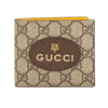 Gucci GG Supreme Canvas Neo Vintage Wallet (New with Tags)