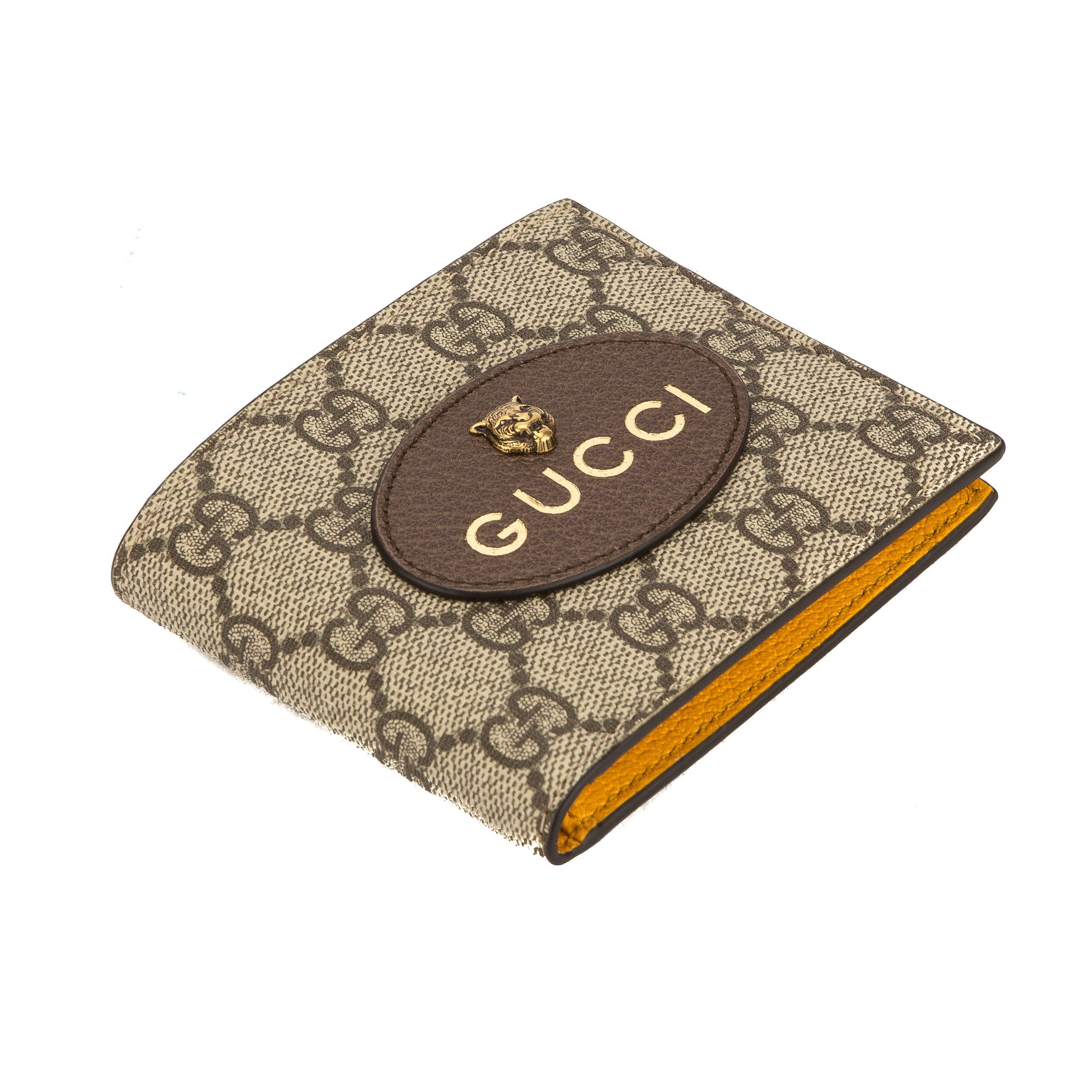 1da9349dbda6 Gucci GG Supreme Canvas Neo Vintage Wallet (New with Tags) - 3659011 |  LuxeDH
